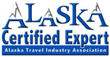 We are Alaska Certified Experts with the knowledge and expertise to help you plan the perfect Alaska vacation