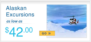 alaskan Shore Excursions and Tours from as low as$39! Click here to find them all.