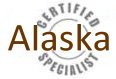 Certified Alaska Cruise and Cruisetour Specialists